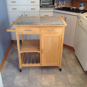 Kitchen trolleys/chariots de cuisine (2)
