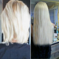 50% off HAIR EXTENSION PACKAGE (for new clients)