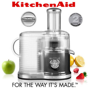 Kitchen Aid Stainless Steel Professional Juicer Mint Condition