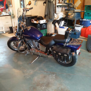 2001 Honda Shadow Sprit 1100