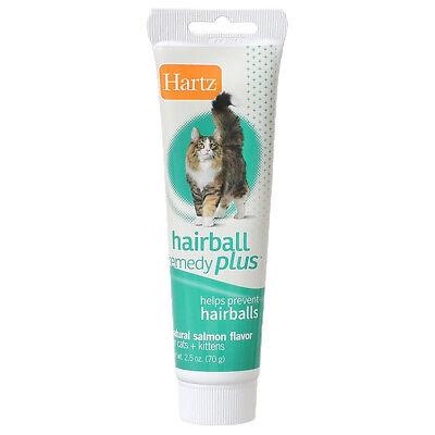 - Hartz Hairball Remedy Plus Paste - Natural Salmon Flavor