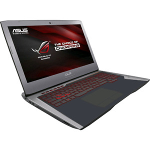 Asus G752VY Laptop Republic of Gamers