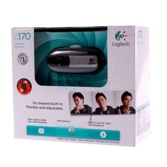 Webcams - Logitech C170 New and Used