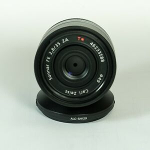 Sony Zeiss FE 35mm f2.8 excellente condition