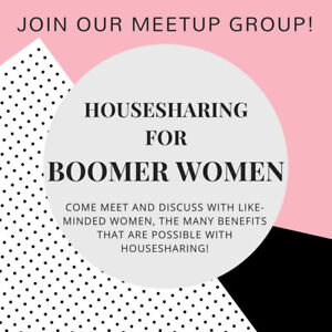 House Sharing For Boomer Women