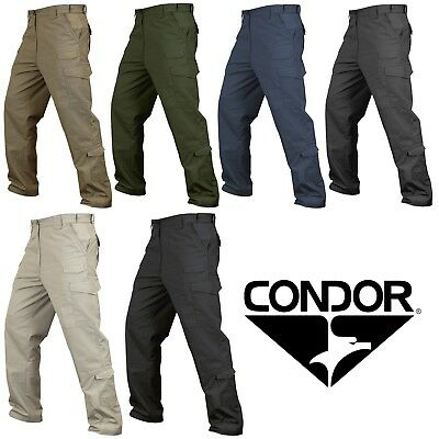 Condor 608 Sentinel Tactical Deep Pocketed Combat Outdoor Ripstop Cargo Pants
