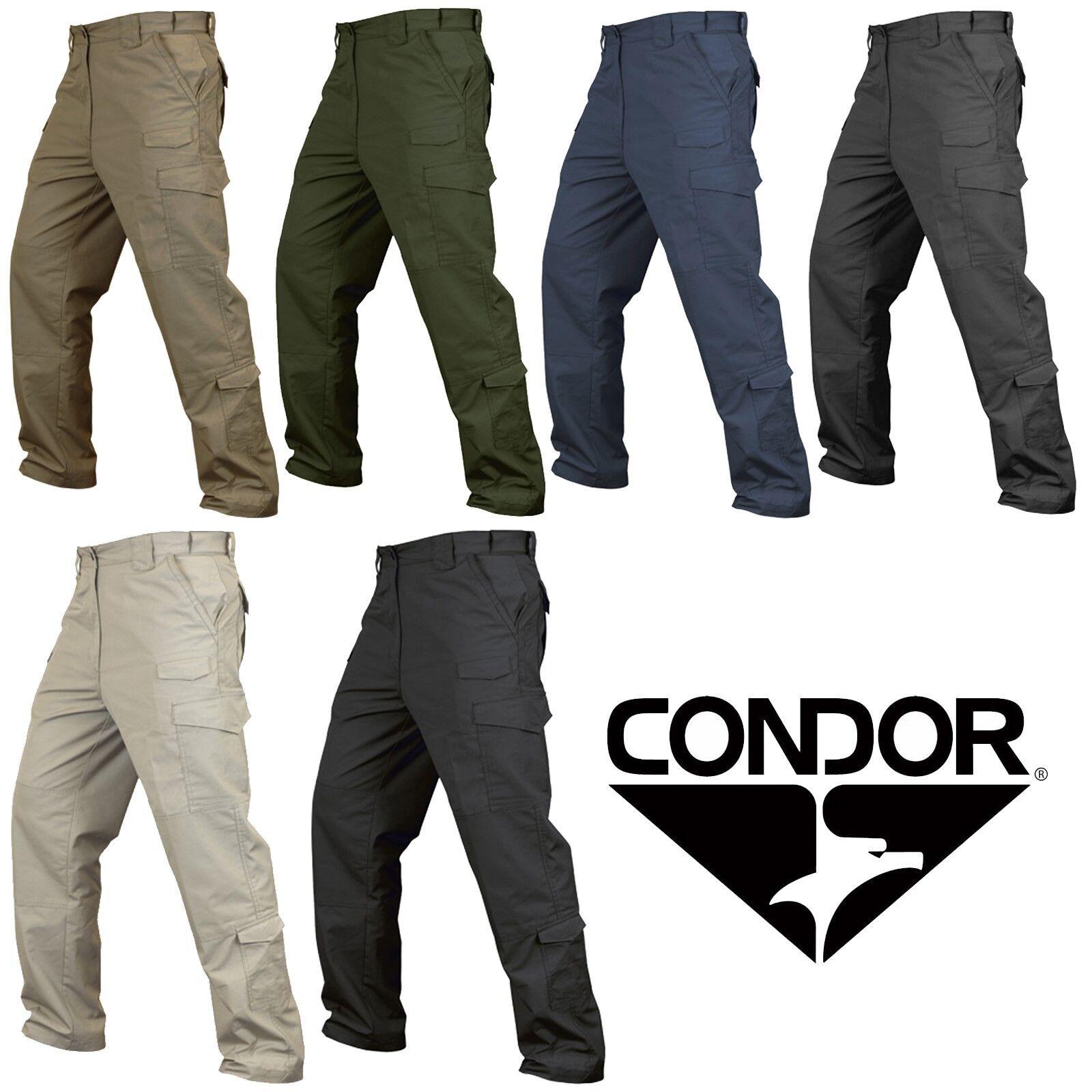 Condor 608 Sentinel Tactical Deep Pocketed Combat Outdoor Ri