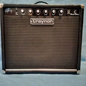 Vintage Traynor Tube Amp (Modified) - $45.00