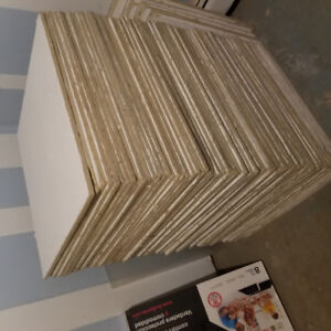 Free ceiling tiles