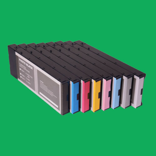 Cleaning Cartridges for Epson Stylus Pro 9800. 8-Pack 220ml