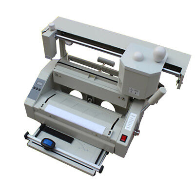 Desktop Hot Melt Glue Binding Machine Glue Books Binding Machine Glue Binder