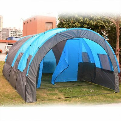 Campvalley 10 Person Instant Cabin Tent