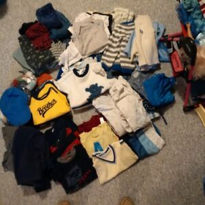 Boys Clothing Lot - Size 6 to 12 Months
