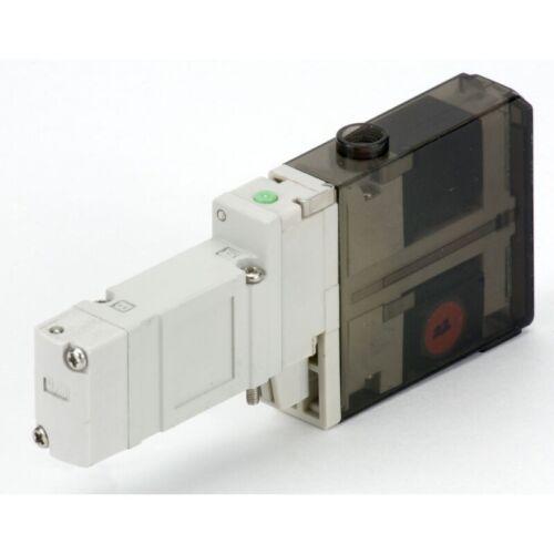 Ingersoll Rand TP12C4D-024-V-M Solenoid Valve 24VDC 4-Way / 2-Position