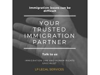 UK Immigration, Detention and Appeal Specialist-Tier 1, EEA PR, ILR, Overstay-All Immigration matter