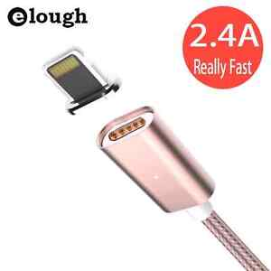 Elough Fast Charging 2.4A Micro USB Magnetic Cable For iPhone 6 6 Spotswood Hobsons Bay Area Preview
