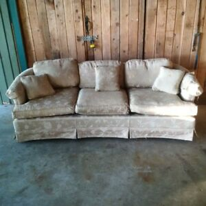 Used couch and loveseat