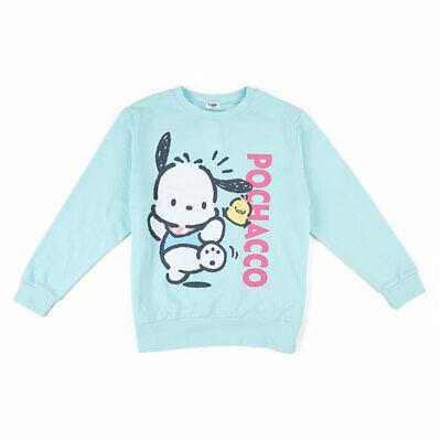 Pochacco sweatshirts Light Blue US6-10 Sanrio Kawaii 2021 NEW