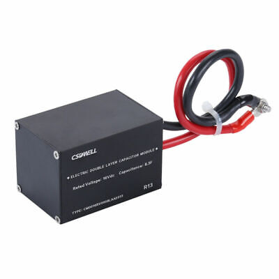 12v 8.3f 6 X 50f Ultracapacitor Module Car Starting Supercapacitor