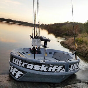 BOAT NOW IN SK!! ULTRASKIFF 360 watercraft