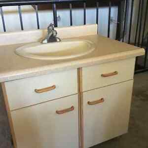 Bathroom Vanity Comes With Sink and Faucet London Ontario image 4