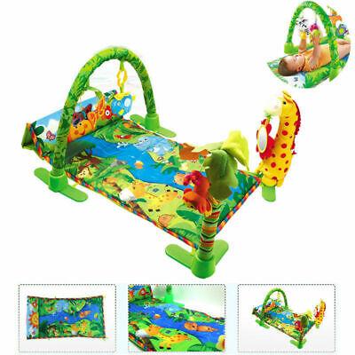 cke Spielbogen Erlebnisdecke Spielmatte Musik Baby Decke (Baby Spiele 7)