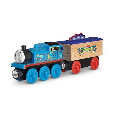 Thomas Bell - Thomas & Friends Wooden Railway Sam Thomas Great Bell Sodor Fireworks Cargo Car