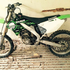 Kx250f2006 nego West Island Greater Montréal image 1