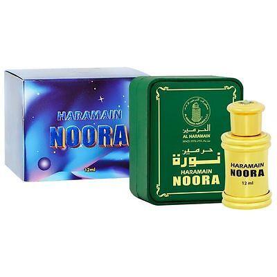 Noora by Al Haramain Oriental Floral Musky Woody Perfume Oil  12ml Best