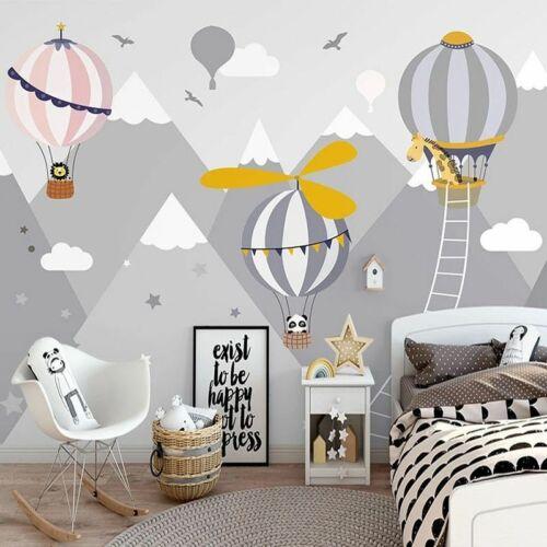 Custom Size Children Room Bedroom Wall Mural Wallpaper For Kids Girls Boys Room
