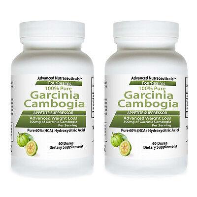 2 Garcinia Cambogia Extract  1 Weight Loss Powder Diet Pack Garcinia Cambogia