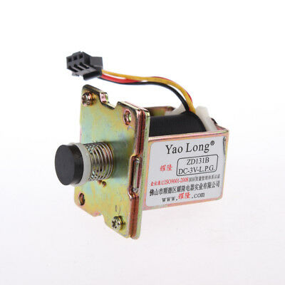 Gas Water Heater Zd131b Dc 3v 3 Terminal Solenoid Electromagnet Valve