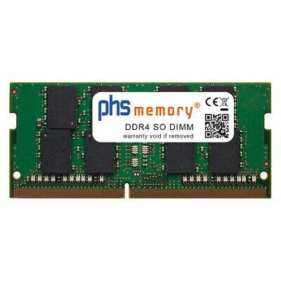 32GB RAM DDR4 passend für HP Pavilion 15-cw0010nl SO DIMM 2666MHz Notebook-