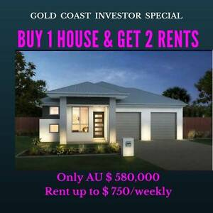 GOLD COAST INVESTOR- BUY 1 PROPERTY AND GET 2 RENTS Pimpama Gold Coast North Preview