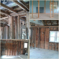 We Take Pride In Demolition*DEMO KING*Contact Today*2897005428*
