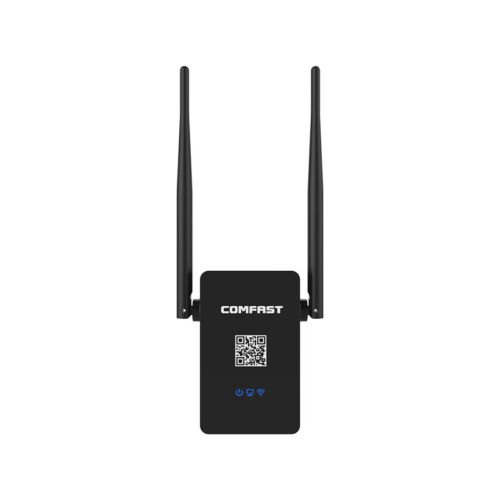 750Mbps 2.4/5.8G Wireless Repeater SKY WiFi Booster Range Extenter Antenna Signa