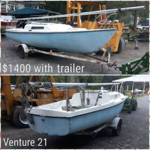 YARD SALE-Sailboat, WetBoat, SeaFlea, Checkmate parts, GMC Jimmy