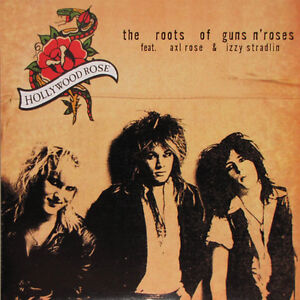 Hollywood Rose-The Roots Of Guns'n'Roses cd-Mint + AC/DC cd