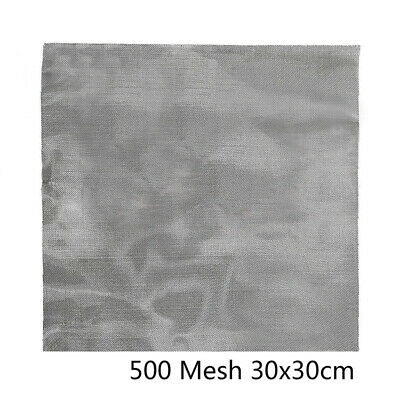 Filter Mesh Stainless Steel Woven Wire Mesh Lab Grading Mesh-500 X 30cm Roll
