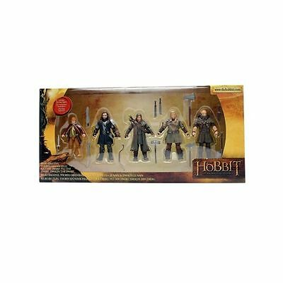 n Collectors Pack (Bilbo, Thorin, Kili, Fili & Dwalin) Vivid (Der Hobbit Thorin)
