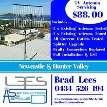 TV ANTENNA SERVICING & REPAIRS $88.00 Gillieston Heights Maitland Area Preview