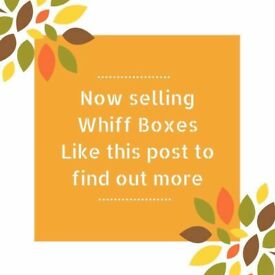 Scentsy whiff boxes