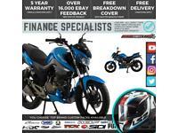 Lexmoto Isca 125 125cc Naked Duke Motorcycle Finance UK/IRE Delivery