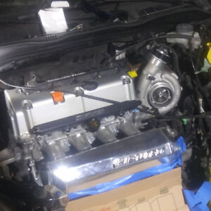 2004 big turbo ep3 project car