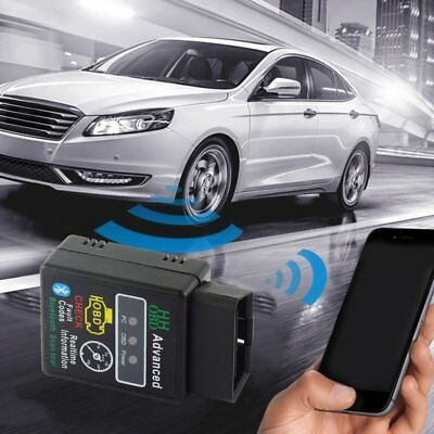 OBD2 ELM327 Car Scanner Bluetooth Android Torque Auto Diagnostic Scan Tool US