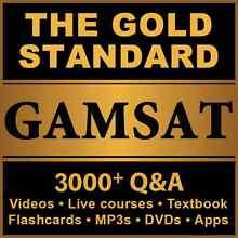 Gold Standard GAMSAT Courses in Brisbane Brisbane Region Preview
