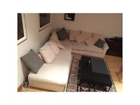 Classic and Modern; Loose Pillow Back Sofa