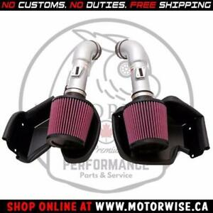 K&N Typhoon Cold Air Intake 69-7078TS | Nissan 370Z and Infiniti G37 | Shop & Order Online at motorwise.ca