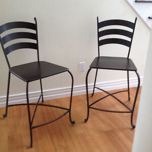 Counter stools and chair set. 3 for $60!