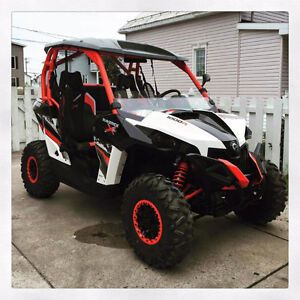 Can am maverick xxc dps 1000r 2015